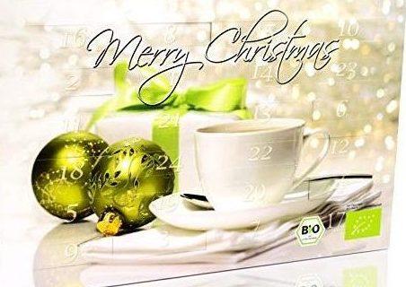 Organic Christmas Advent Calendar